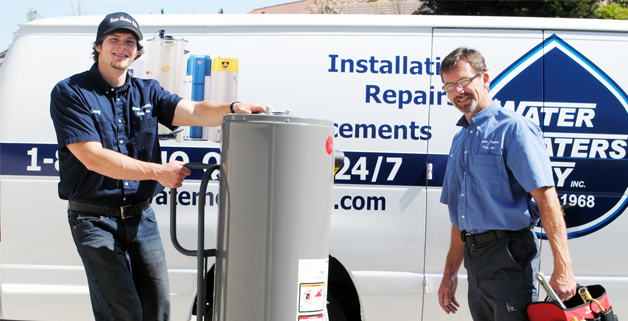 Water Heaters Only Water Heater Installers Fremont