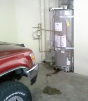 Leaking Water Heater Repair Fremont