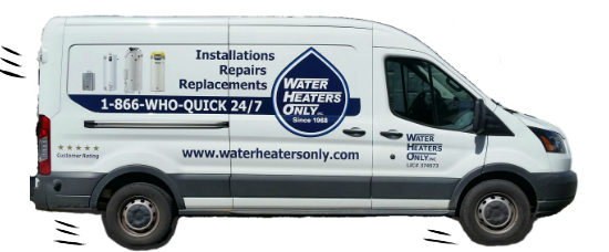 Water Heaters Only Inc.